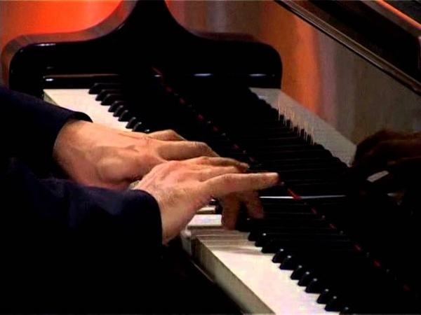 Wagner-Liszt -Sentas ballad (Der Fliegende Hollander)