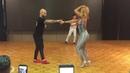 Танцуют Жорж Атака и Таня Ла Алемана. Мастер класс!! Кла-а-с-с-с-с!