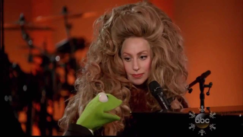 Lady Gaga Gypsy Live at Lady Gaga the Muppets' Holiday Spectacular