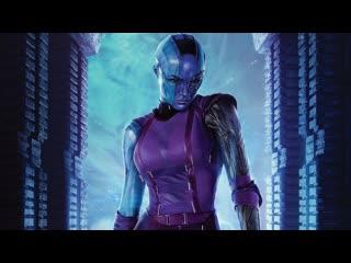 Guardians Of The Galaxy - Nebula (Karen Gillan)