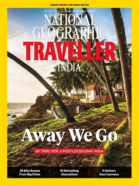 National Geographic Traveller India - May 2020