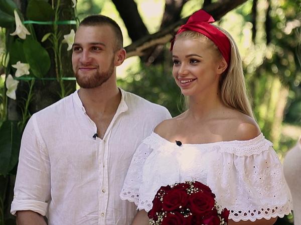 ЖаннаПожени Фил и Лиза на Кубе