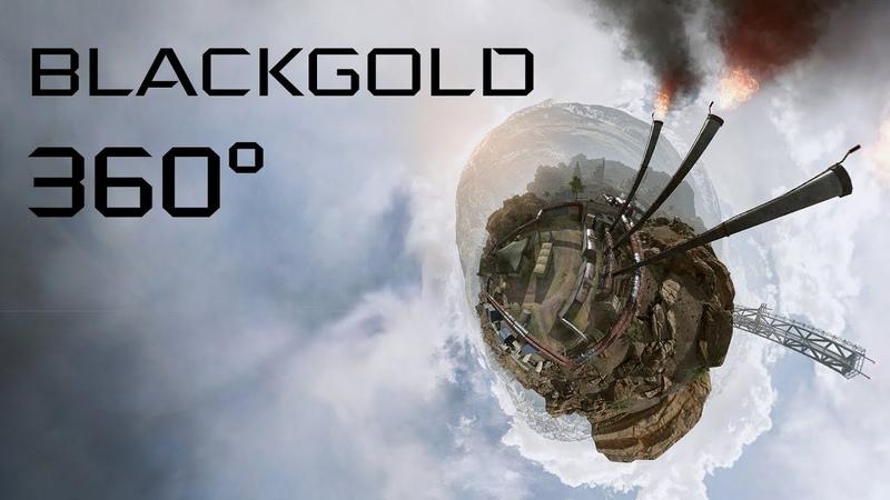 Warface карта 'Черное золото' 2 0 360° Panorama
