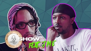 JME TALKS BOY BETTER KNOW, BEING A DAD, COMMUNITY BUILDING & MORE WITH POET | 1 PO SHOW