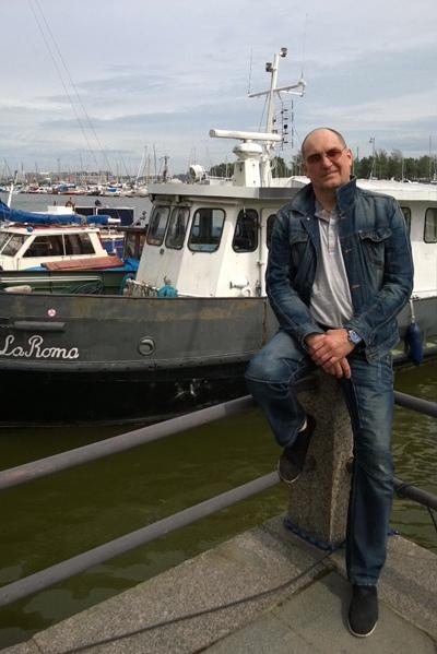 Роман, 55, Vantaa