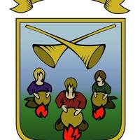 Логотип Фолк-проект Голос времен
