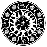 Логотип Арт-Бар «По ту сторону» & «МиМ»