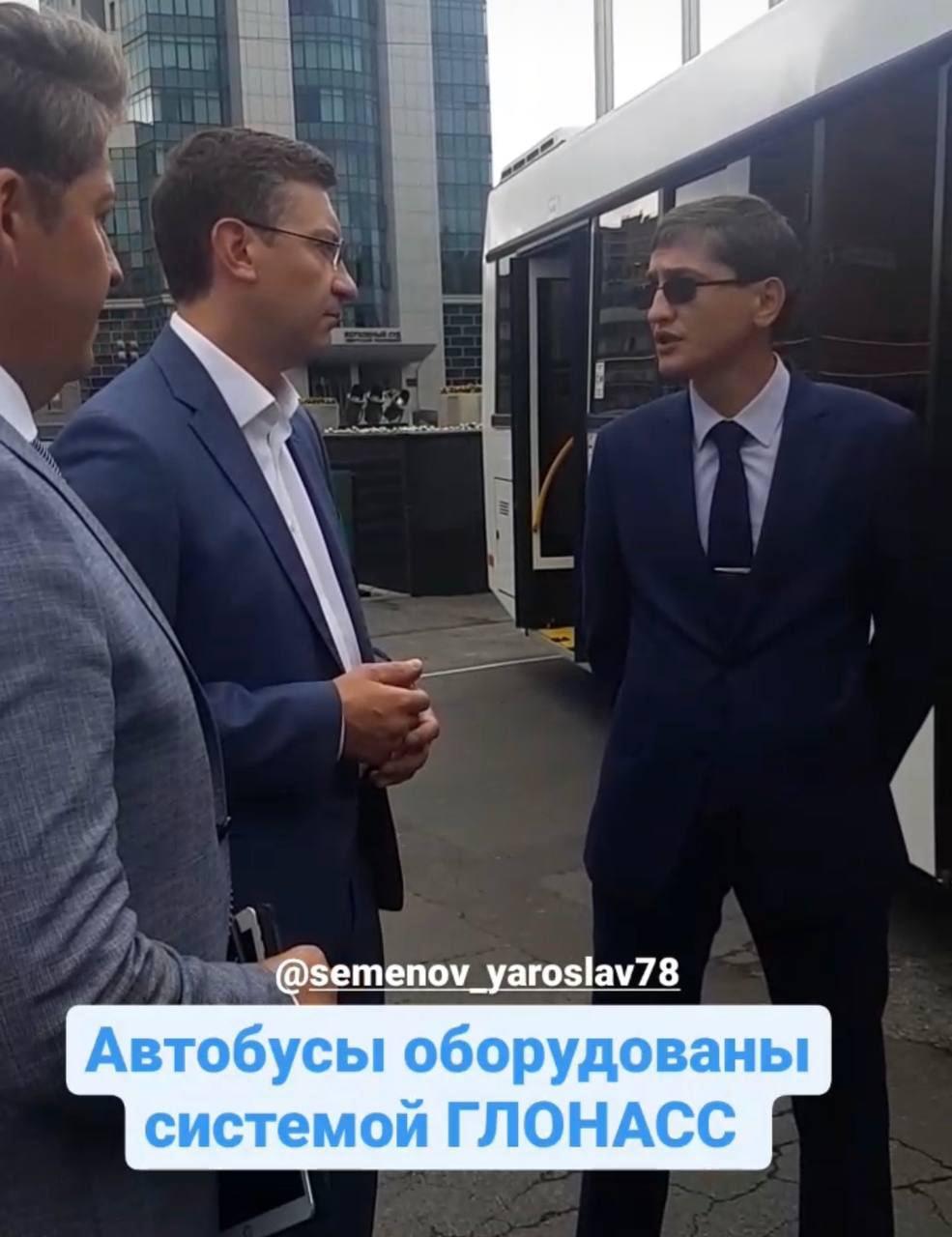 Сегодня Ижевск получил 33 новых автобусаМожга просто