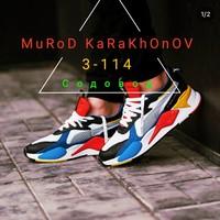 Murod Karakhonov