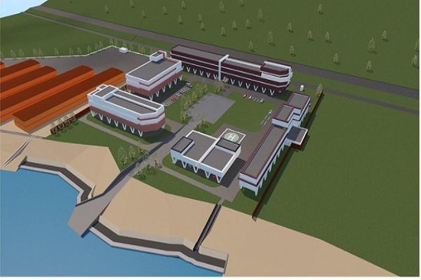 Новый комплекс для отдыха может быть построен на Г...