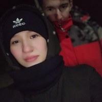 Фотография страницы Маши Варфаламеевой ВКонтакте