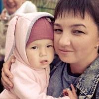 Фото профиля Евгеши Фёдоровой