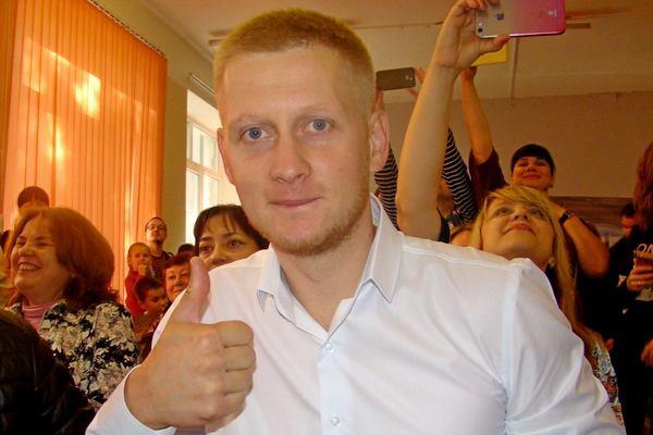 В Азове на выборах депутатов Государственной Думы ...