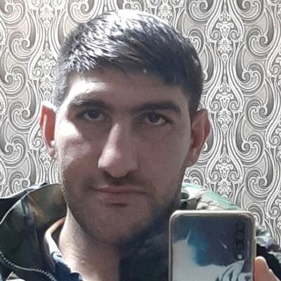 Маджит, 30, Kostroma