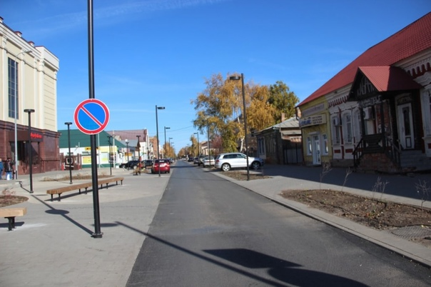 На улице Ленина в ближайшее время начнется установка сист...