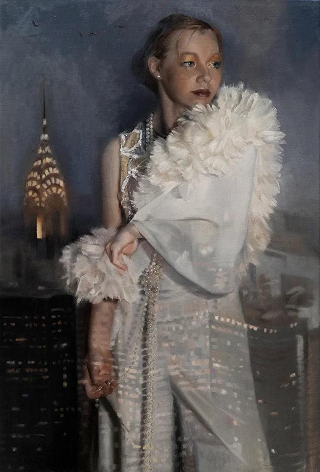 Тина Гарретт родилась в 1974 году.