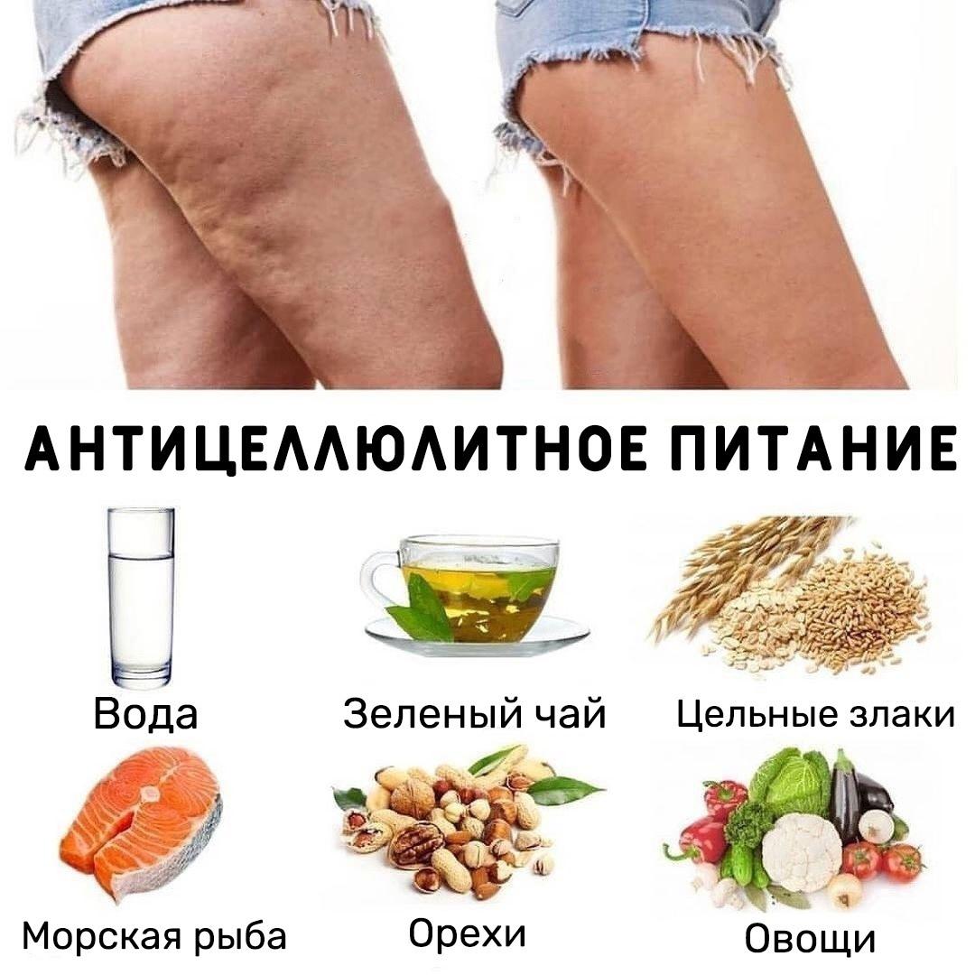 Целлюлит является проблемой многих женщин, не обязательно с лишним весом