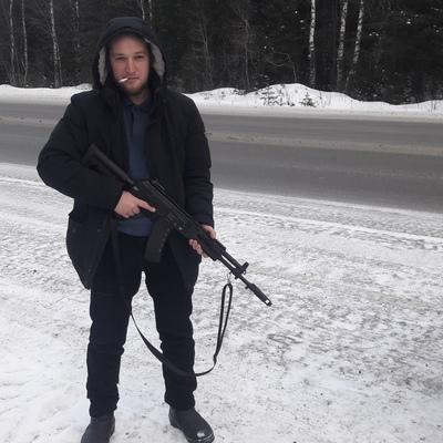 Vlad, 26, Usol'ye-Sibirskoye
