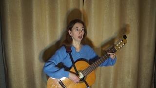 Плач Ярославны (автор-исполнитель Ю.Ключарёва)live