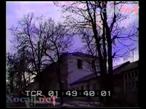366 полк в Степанакерте
