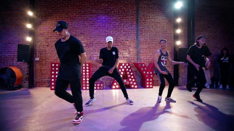 NYSNC BYE BYE BYE (live) Choreography by Kenny Wormald at Playground LA