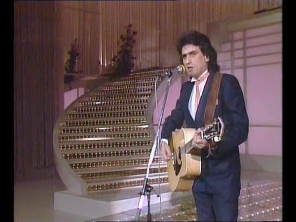 Toto Cutugno - LItaliano (Sanremo 83 - 2a serata) - stereo