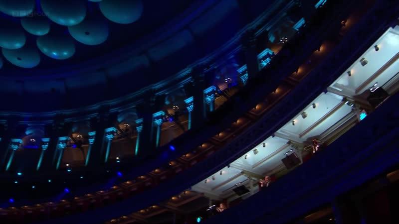 BBC Proms 2020 Rattle Uchida and the LSO Gabrieli Elgar Beethoven Kurtág Adès Williams London 30 08 2020
