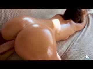 Sativa Booty - Bruenette Gets An Oily Massage And Creampie - Porno, Amateur Teen Big Tits Ass POV Webcam Homemade, Porn, Порно