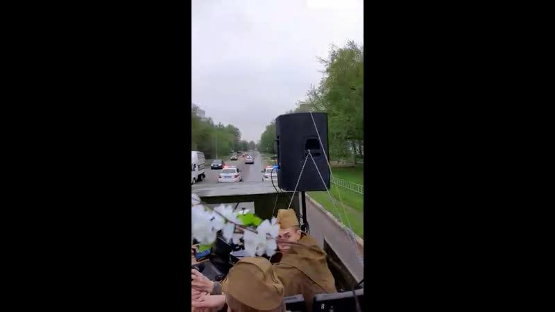Ансамбль народной песни Рязаночка
