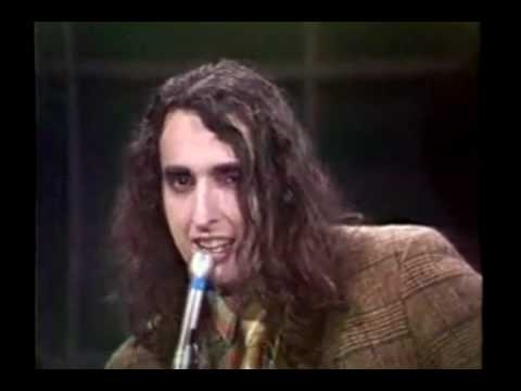 Tiny Tim Tiptoe Through The Tulips