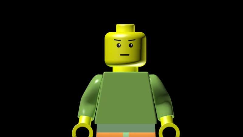 Лего челавечек что