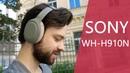 Sony WH-H910N: Dostály pověsti dražších sourozenců | Recenze