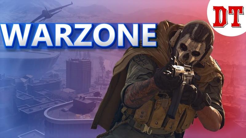 Battle Royale (Батл Рояль) в CoD 💀 Call of Duty Warzone ● Как играть в одиночку - код варзон соло