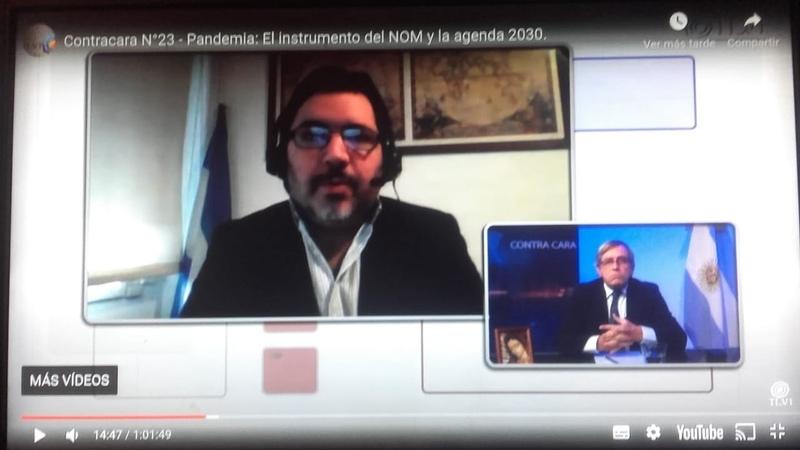 Contracara N°23 - Pandemia El instrumento del NOM y la agenda 2030.