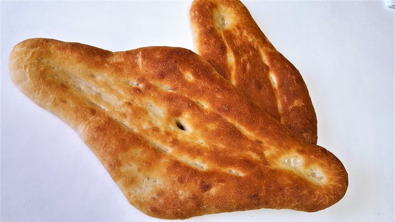 Грузинский хлеб дома ШОТИ ПУРИ. 👌✅Печь хлеб в духовке просто и вкусно.
