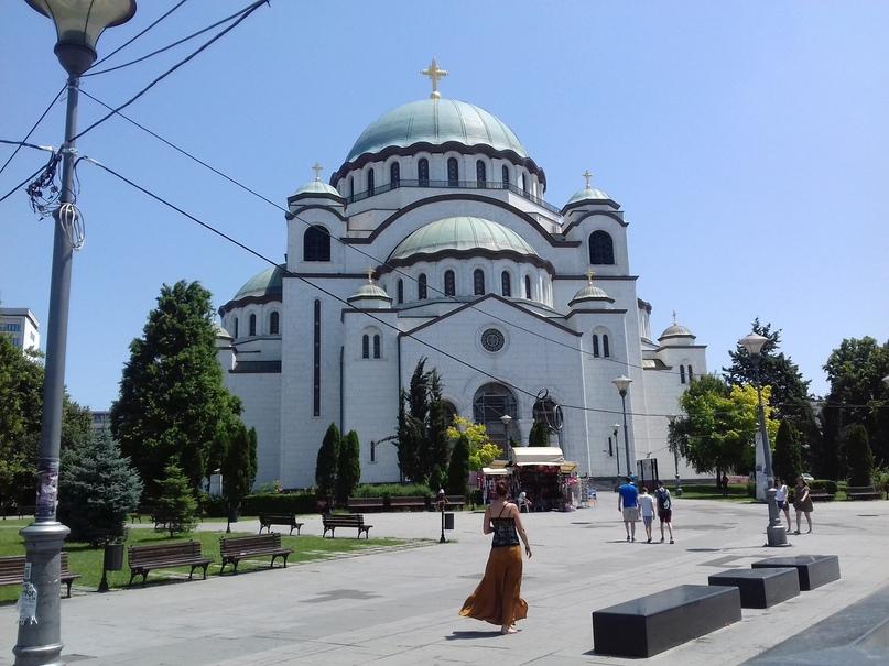 Церковь Святого Савы