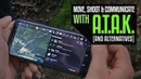 Move, Shoot, and Communicate with ATAK (and alternatives)