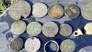 Поиски кладов по сгинувшим в тайге поселениям. Коп Монет 2020.