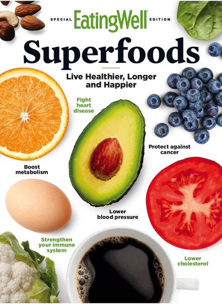 EatingWell Special Edition Superfoods 2019