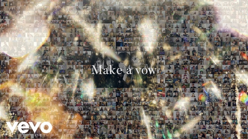 LUNA SEA 「Make a vow」 with All of us