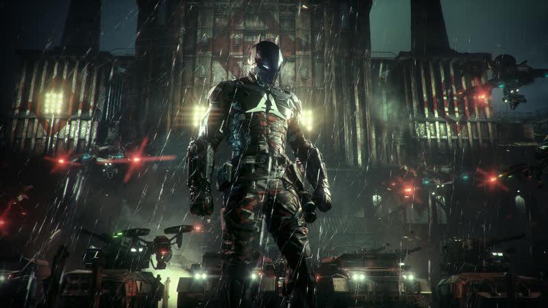 Batman Arkham Trilogy Arkham Knight. Part 5 ( A last long night for a batman)