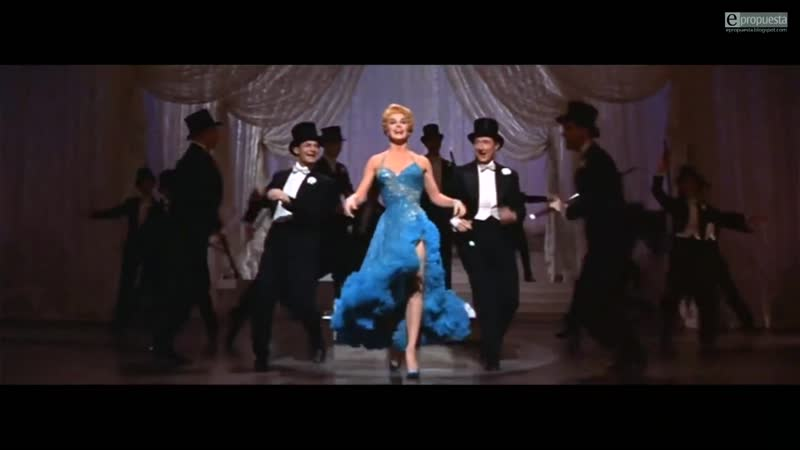 Doris Day Shaking the Blues Away Love Me or Leave Me 1955