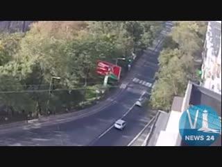 Смертельное ДТП Владивосток.