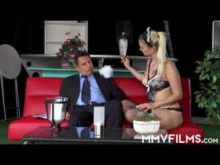 MMVFilms Mia Bitch -Cristal Cleaning De- MMV Films Hardcore Creampie Deep Throat MILF German Porn