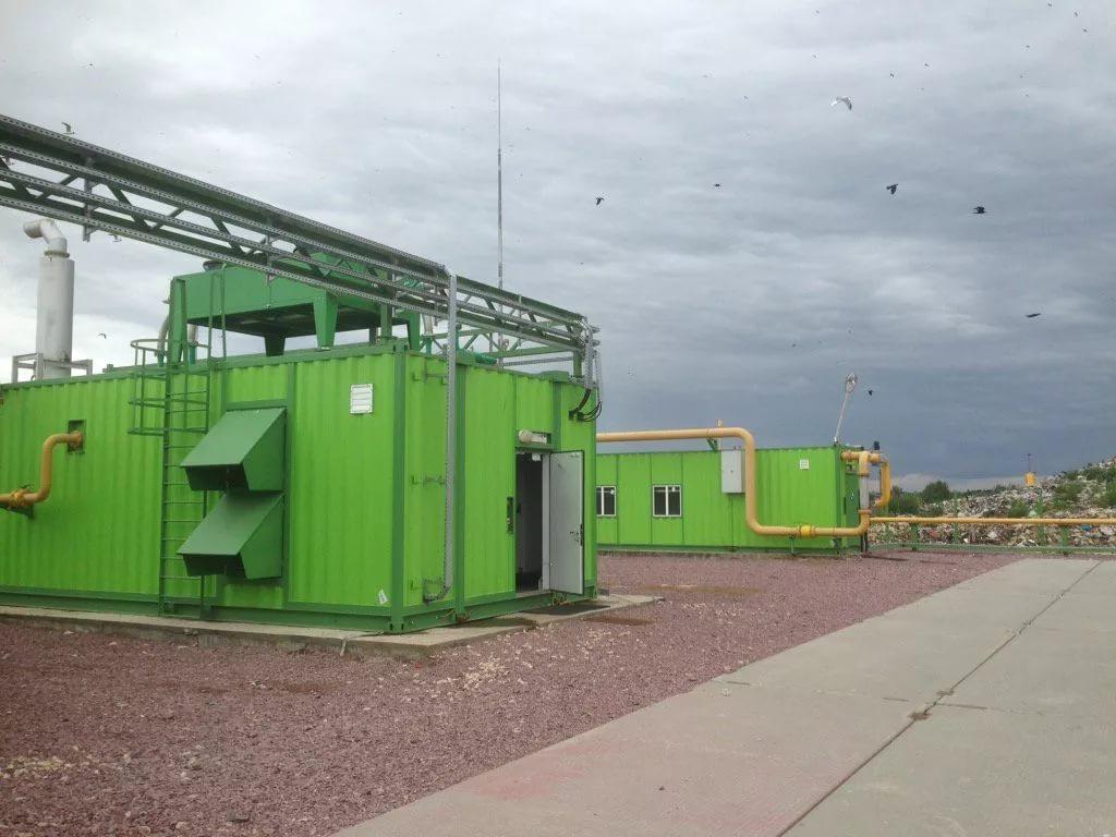 На мусорном полигоне «Непейно» генерирующие энергию установки появятся в 2021 году