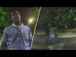 Видео задержания афроамериканца Рэйшарда Брукса с камер полицейских