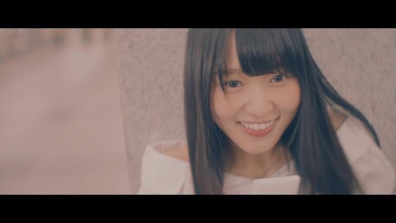 欅坂46 割れたスマホ Aozora to MARRY