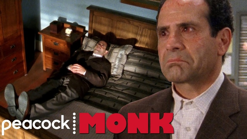 You Are Looking At The Most Miserable Man On Earth Monk