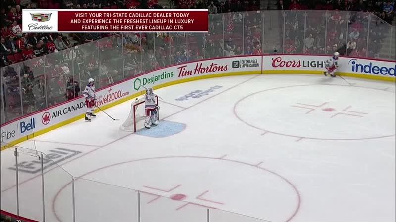 НХЛ (19-20). Пятьдесят четвёртая результативная передача Артемия Панарина в сезоне 2019-2020.