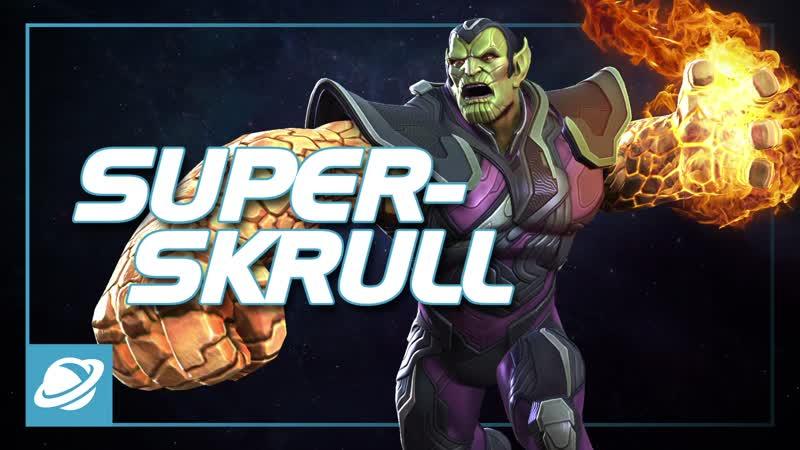 Super-Skrull (Супер-Скрулл) | Marvel Contest of Champions